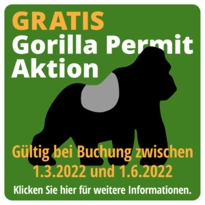 Gratis Gorilla Permit Aktion
