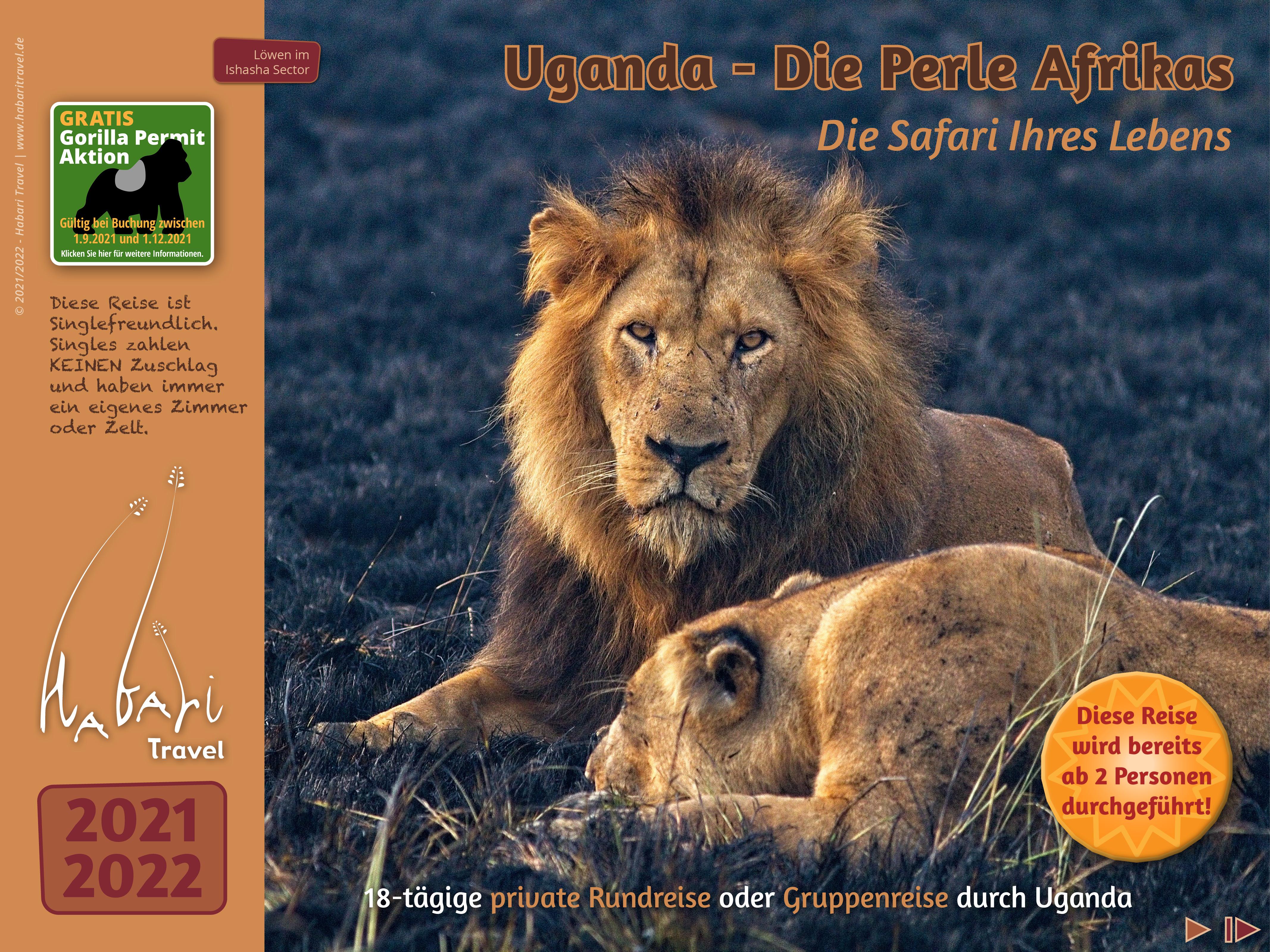 Katalog 2021 Die Perle Afrikas