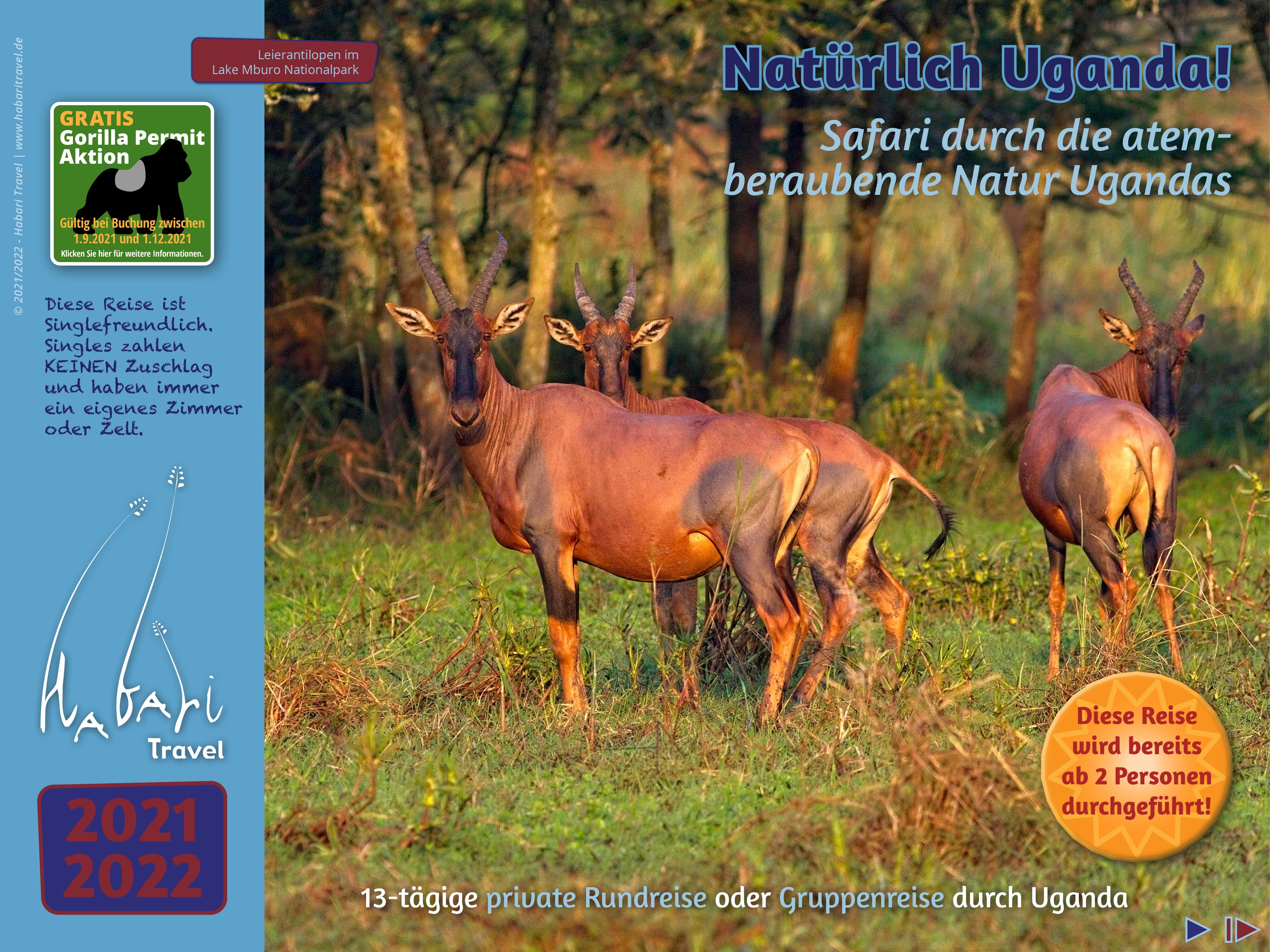 Katalog 2021 Naturlich Uganda