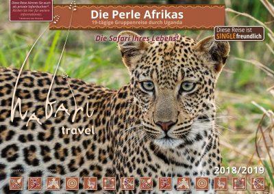 Broschüre Perle Afrikas