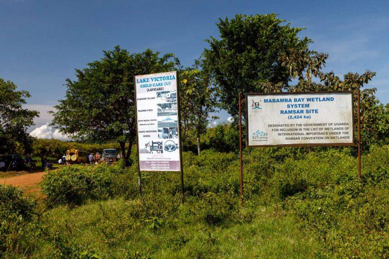 Aktivitäten Entebbe