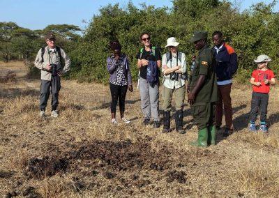 Auf Pirschwanderung im Lake Mburo Nationalpark