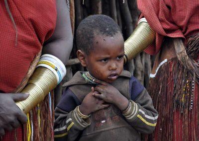 Traditionelle Datoga