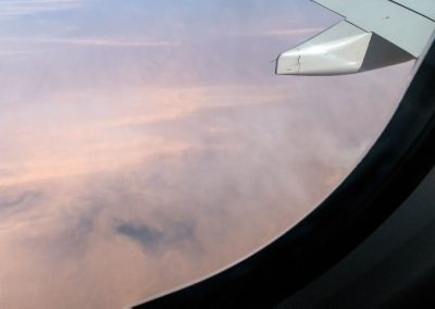 Staubsturm über Ägypten