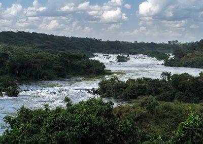 Die Karuma Falls